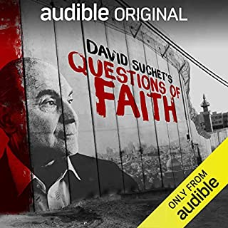 David Suchet's Questions of Faith cover art