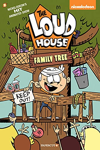 The Loud House #4: Family Tree