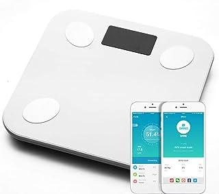 Básculas Digitales Body Fat Scale Floor Scientific Smart Electronic Led Digital Peso Baño Balance Bluetooth App Android O Ios