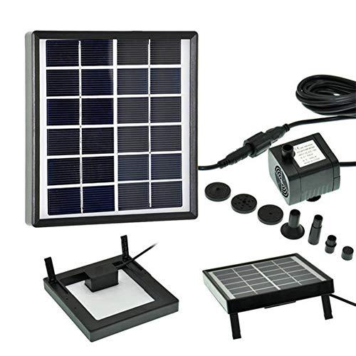 WFH Solar Brunnenpumpe, Solarbet...