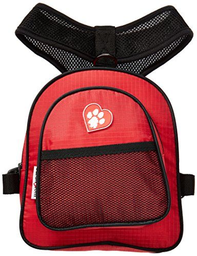 SarahTom 9-Inch Pet Backpack