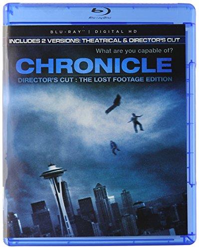 Chronicle [Blu-Ray+Digital HD]