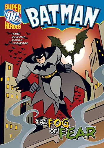 Fog of Fear (Batman) by Martin Powell (16-Mar-2010) Paperback