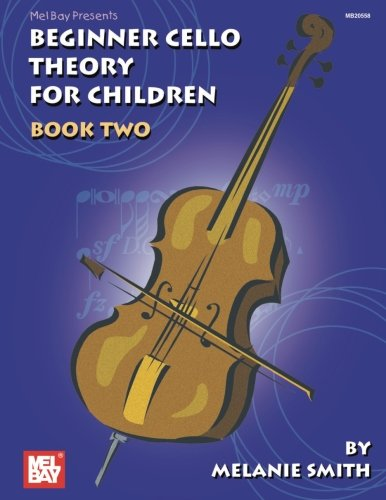 Beginner Cello Theory for Children, Book Tw