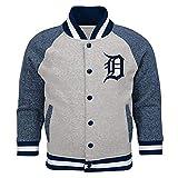 MLB Kids 4-7 Game Pride Primary Logo Bomber Jacket (4, Detroit Tigers)
