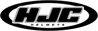 HJC Helmets HJ-17 Snowmobile Frameless Electric Snow Shield with Cord Fits - One size