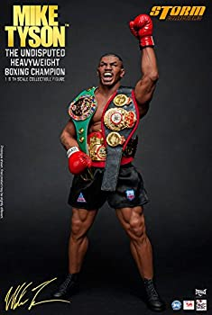 Tyson Mike The Undisputed Heavyweight Boxing Champion 1 6 Scale Action Figure