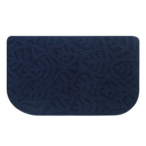 Alfombra de baño de goma antideslizante superabsorbente lavable y duradera estilo nórdico alfombra de goma antideslizante