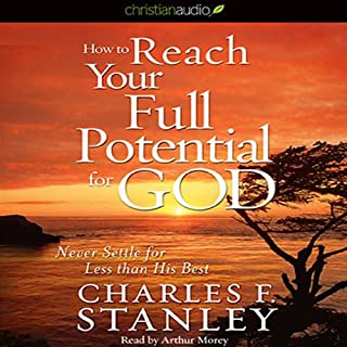 How to Reach Your Full Potential for God audiobook cover art