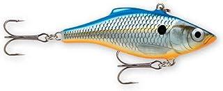 Rapala Rattlin' Rapala 07 Fishing lure, 2.75-Inch, Blue Shad