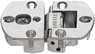 dise/ñadas para tornillos de calibre 10 12 o tornillos de tama/ño de 5,0 6,0 mm Paquete de 20 tapas para tornillos de bisagra de color gris oscuro