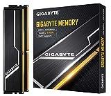 Gigabyte GP-GR26C16S8K2HU41 16GB (2x8GB) 2666MHz DDR4 Kit - Black