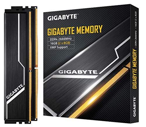 Gigabyte GP-GR26C16S8K2HU41 - Kit modulo DDR4 de 16 GB (2x8