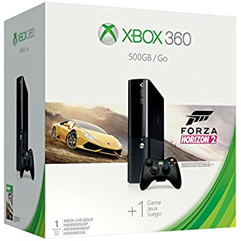 Xbox 360 500GB Console - Forza Horizon 2 Bundle