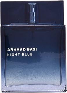 Armand Basi Night Blue Edt Vapo 100 ml - 100 ml