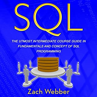 SQL audiobook cover art
