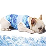 Dog Cooling Vest Harness - Pet Anxiety Relief, Sun Shield Dog Shirt Soft, Light Weight Pet Jacket Mesh Breathable Cooling Coat for Small Medium Large Dogs Walking Hunting Sport Outdoor Hiking Summer