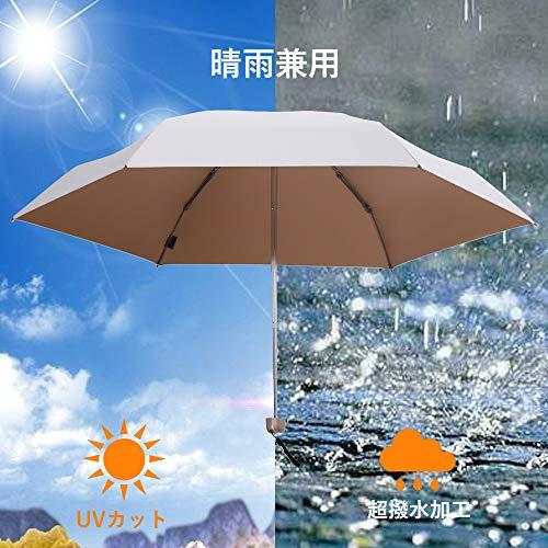 TAIKUU『超軽量折り畳み日傘240GBU8』