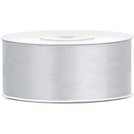 Hochwertiges Organzaband mit eingewebtem Saum 25/mm.- 10/mm babyrosa Rollen zu je ca./45/MeterErh/ältliche Breiten: 6/mm 15/mm 10 mm