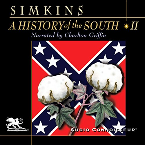 A History of the South, Volume 2 cover art