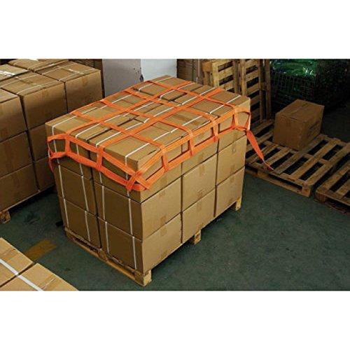 Gurtbandnetz zur Ladungssicherung groß 84565