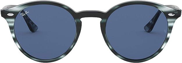 Ray-Ban Rb2180 Round Sunglasses