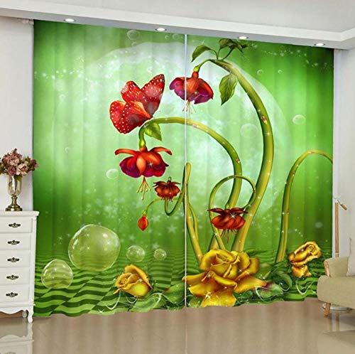 cortinas comedor modernas fantasia
