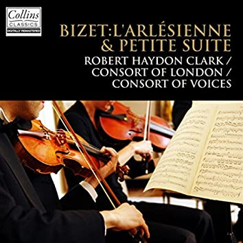 """Bizet: Overture And Incidental Music To """"L'Arlésienne"""" & Petit Suite"""