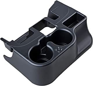 Astra-Depot Black Center Console Tray Box Cup Holder add-on Compatible with 2003-2012 Dodge Ram 1500/2500 / 3500