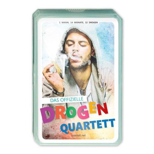 Quartett.net QUAI007 Drogen Quartett