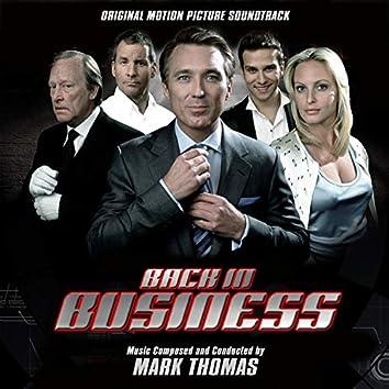Back In Business (Original Motion Picture Soundtrack)