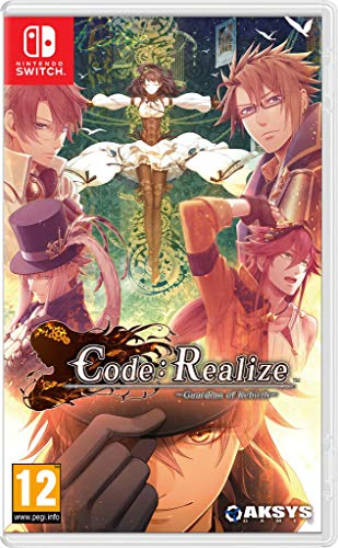 Code: Realize Guardian Of Rebirth (Switch) (Nintendo Switch) steampunk buy now online