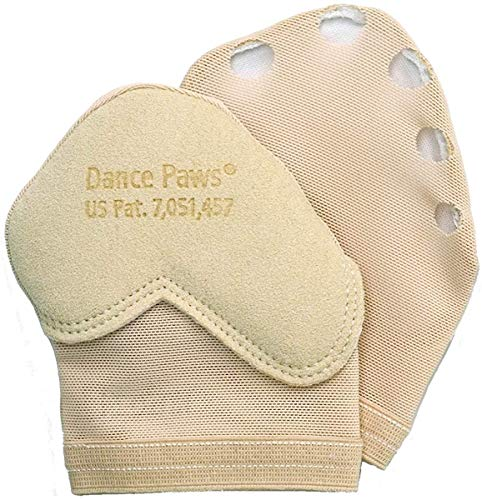 Dance Paws (S, Light Nude