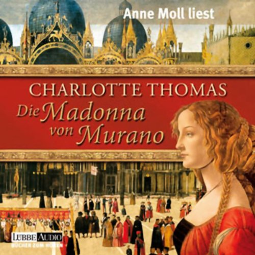 Die Madonna von Murano audiobook cover art