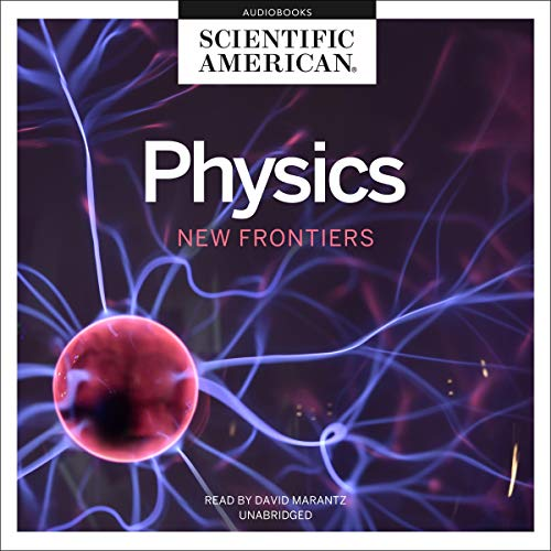 Physics audiobook cover art