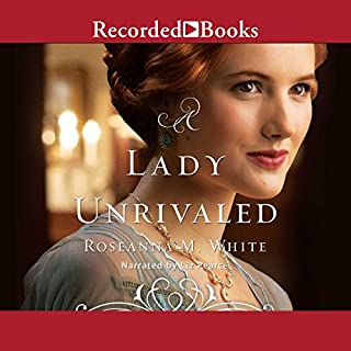 A Lady Unrivaled audiobook cover art