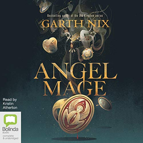 Image result for angel mage audiobook