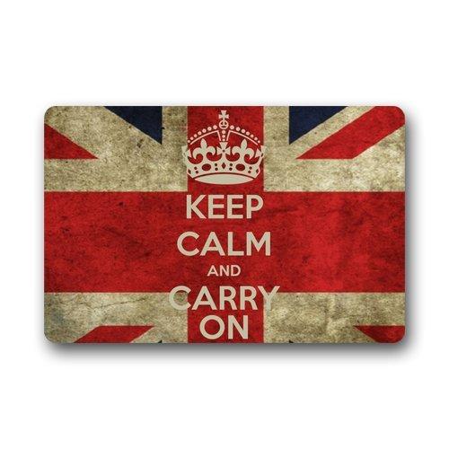 felpudo keep calm de la marca Doormat