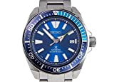 'Seiko Prospex Samurai 'Blue Lagoon automático para hombre Limited Edition Reloj...