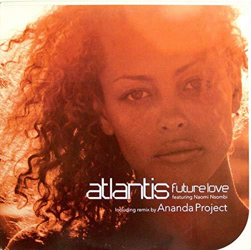 Atlantis - Future Love - Giant Step Records