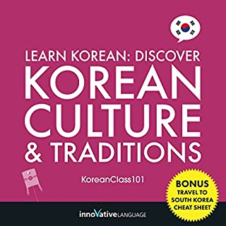 Learn Korean: Discover Korean Culture & Traditions cover art