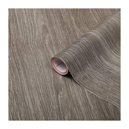 "d-c-fix self-Adhesive Film Oak Sheffield Pearl Grey Wood 26.5'' x 78.7"""