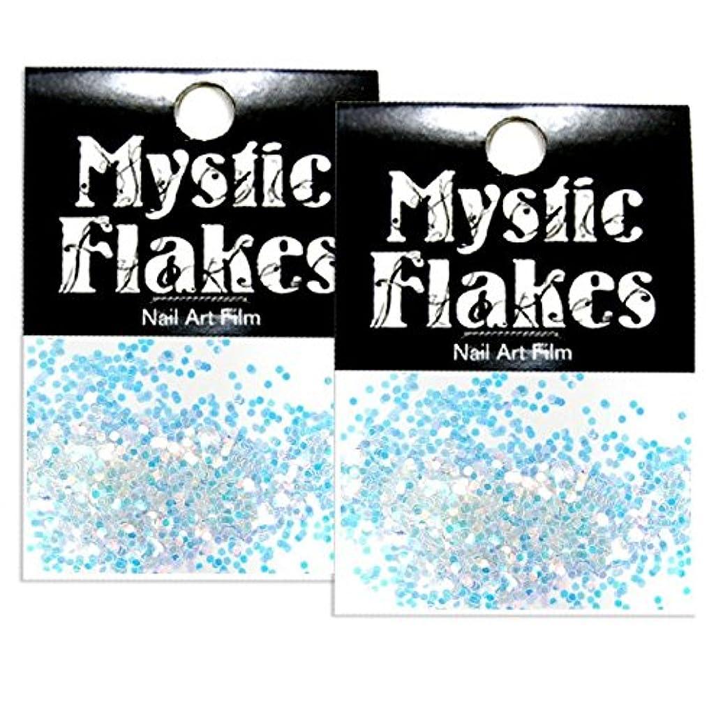 ミスティックフレース ネイル用ストーン ダイヤモンド サークル 1mm 0.2g 2個セット