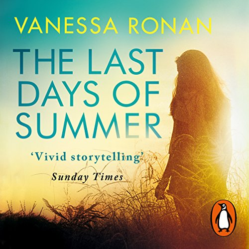 The Last Days of Summer audiobook cover art