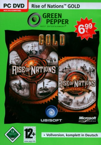 Rise of Nations: Gold [Green Pepper]