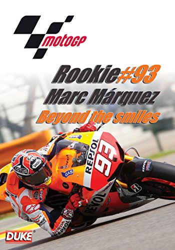 MotoGP: Marc Marquez - Beyond the Smiles [DVD]
