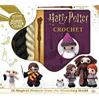 Lucy Collin Harry Potter Crochet Book