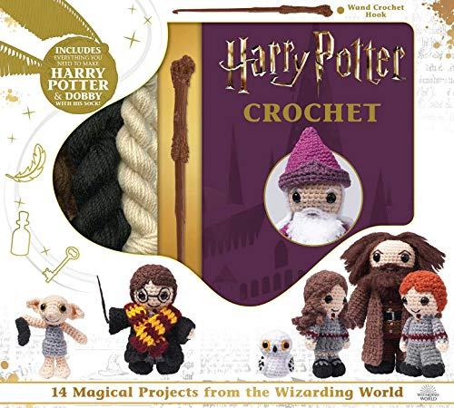 Harry Potter Crochet (Crochet Kits) JungleDealsBlog.com