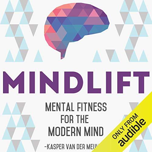 Mindlift audiobook cover art