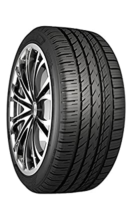 Nankang NS-25 All-Season UHP Performance Radial Tire - 275/45ZR19 108Y